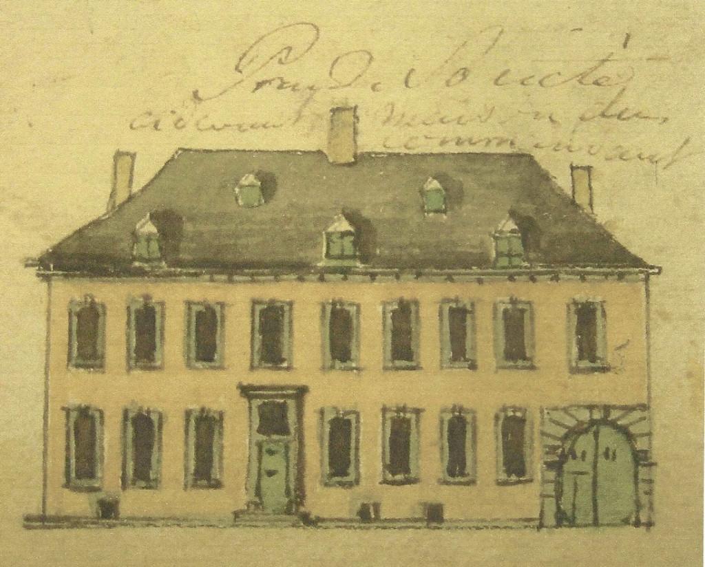 Commandantshuis oud